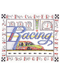 ABC's of Racing: A quick project to do for that race car fan in your family.