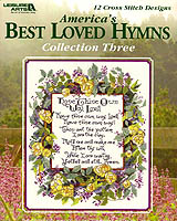 Believers are sure to feel the wondrous presence of the Creator each time they hear these beloved hymns of worship and awe. Our twelve beautifully charted cross-stitch designs pay homage to the authors and musicians who wrote the moving stanzas and refrains.