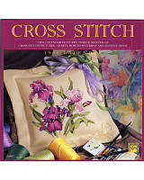 The calendar features twelve months each of Cross Stitch pictures and how-to patterns, charts, and instructions. This calendar's dates match the years 2026!