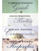 Pack of Five Wedding Books