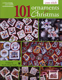 101 Cross Stitch Ornaments for Christmas