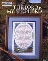 Psalm 23. The Lord is my Shepherd, I shall not want.