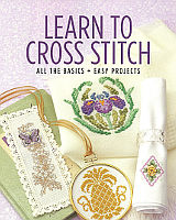 Cross Stitch is fun, and this book makes it easy to learn! We start by telling you about the few supplies and tools you need. Next come easy-to-follow diagrams for the simple stitches, plus helpful tips that will make you feel like a pro.