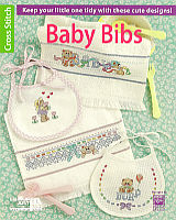 Keep your little one tidy with these cute designs. Adorable baby bibs designs in cross stitch to adorn bibs of all types.