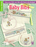 Baby Bibs: Keep your little one tidy with these cute designs. Adorable baby bibs designs in cross stitch to adorn bibs of all types.