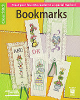 Treat your favorite reader to a special bookmark. 12 charming cross stitch designs to use on prefinished bookmarks or to finish yourself. This book includes clear charts, keys, general instructions, stitched photos and an elegant monogram alphabet to personalize your projects.