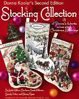 Donna Kooler shares 14 more of her favorite cross stitch stocking designs in this sequel to her popular Ultimate Stocking Collection. Chosen from the many designs created by the talented team of artists at Kooler Design Studio--Linda Gillum, Barbara Baatz Hillman, Sandy Orton, and Nancy Rossi--this collection has a stocking to please everyone in the family.