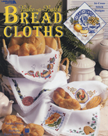 Sandy Orton and Barbara Baatz Hillman collaborated on this amazingly creative series of designs for bread cloths. With both food and seasonal motifs, you'll want to create every design in the book!