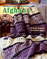 Imagine the cozy feeling of wrapping yourself up in a soft warm afghan.