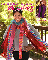 The companion book to Ruthie's Crocheted Accessories.