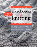 The new and revised second edition of the Encyclopedia of Knitting