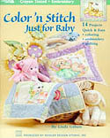 Color 'n Stitch Just for Baby