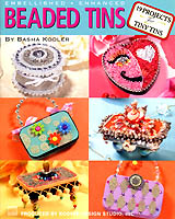Embellished and Enhanced - Transform small everyday candy and mint tins into sparkly and flashy objets d'art using beads, crystals, pearls, micro-beads and other embellishments.