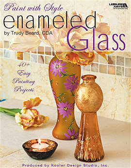 Enameled Glass