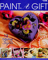 Ten talented decorative artists share their designs for painting the perfect gift.