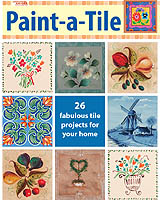 Inspiration abounds in this collection of beautiful art tiles to accent indoor and outdoor decor. Ten talented decorative artists for Kooler Design Studio used acrylic paints and everyday kitchen, bath, and floor tiles to create a variety of projects. Includes 8-page pattern insert.