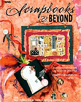 New Book! This is our latest book on Scrapbooking, altered books, card making, and more! Just released and available now!