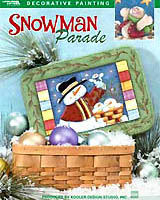 Join in the Winter fun with this charming collection of snowman projects to paint for your home or gift-giving.