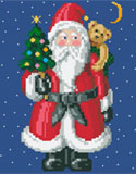 Pixel Hobby Jolly Santa Kit