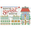 Home Sweet Home Sampler -- PDF