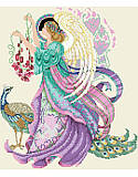 Angel of Fantasy - PDF: This ethereal angel brings creativity and inspiration!