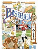 Take Me Out to the Ballgame - PDF: America's favorite pastime is perfectly illustrated in cross stitch by artist Linda Gillum. Linda has captured the smell of popcorn and the roar of the crowd while tracing the history of baseball in a visually compelling way. This is a classic and nostalgic design for sports fans of all ages.