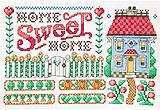 Land of Enchantment; Home of your heart! A charming front yard garden with a smorgasbord of fruits and vegetables. A warm and attractive sampler design will make a joyous picture with nary a weed to pull.