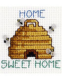 Home Sweet Home - Big Stitch