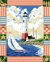 Lighthouses are the quintessential seafaring icon