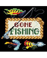 Reel Humor! Gone Fishing! Ready yourself with fishy tales as the catchy anecdotes get bigger by the day
