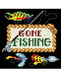 Gone Fishing - PDF : Reel Humor! Gone Fishing! Ready yourself with fishy tales as the catchy anecdotes get bigger by the day