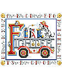 ABC's of Fire Fighters - Chart