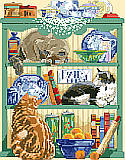 Cats in the Kitchen PDF: hese feline friends had better have nine lives as they capture your fancy, touch your heart and make themselves at home.