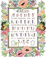 A Beautiful Floral Alphabet