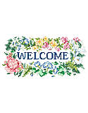 "Welcome Bouquet PDF: Floral Parade Around a Grand Ole' Inviting ""Welcome""!"