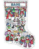 Create a stocking that will be treasured for generations.