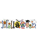 Halloween Sign - PDF: This Haunted Halloween sign is the perfect décor for the Halloween season! 