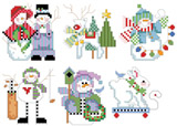 PDF Download - Third set of checkered ornaments.
