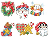 Holiday Fun - Cross Stitch PDF Download Chart