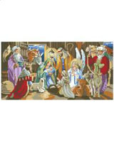 The story of Christ's birth is depicted in striking detail in our favorite Kooler designed adaptation of the Nativity. .