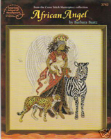 The angels in this Masterpiece Collection by Barbara Baatz are a celebration of humanity throughout our world.