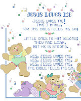 Jesus Love Me is the most popular hymn sung by children all over the world.  This classic American gospel song with lyrics by Anna Warner and melody by William B. Bradbury and is dear to our hearts.