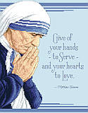 Mother Teresa PDF: Mother Teresa, Angel of Mercy 1910- 1997. One of the greatest saints of out time.
