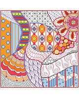 Why should coloring book fans have all the fun?  