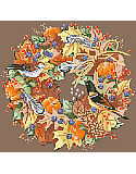 Fall Wreath - PDF